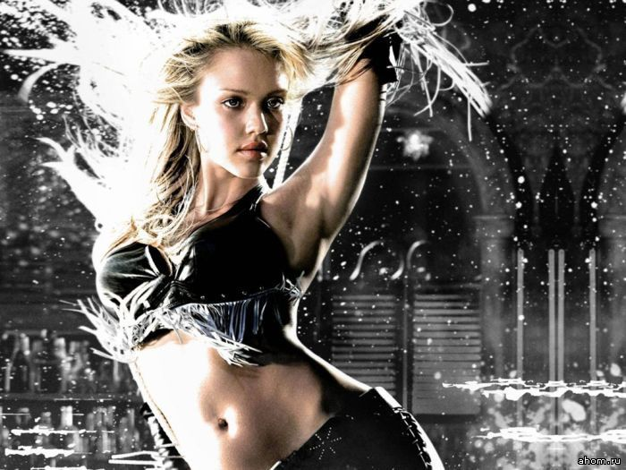 Jess in Sin City2