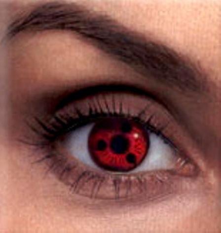Как сделать глаза как у вампира без линз в домашних условиях