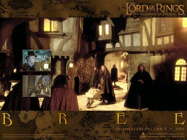 Poster: Lord of Rings