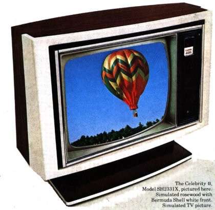 Televizorlar ilk dəfə