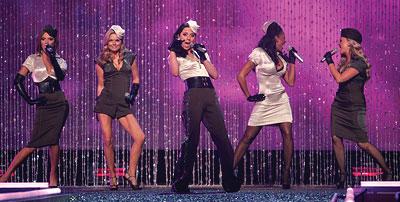 Spice Girls в отличной форме