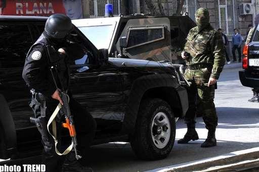 Dövlət Neft Akademiyasında Silahlı Basqın