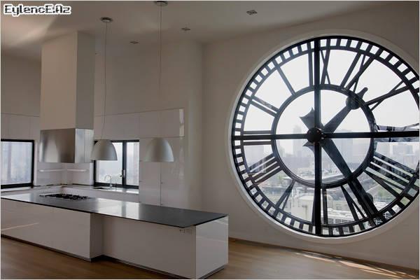 Saat Pəncərə