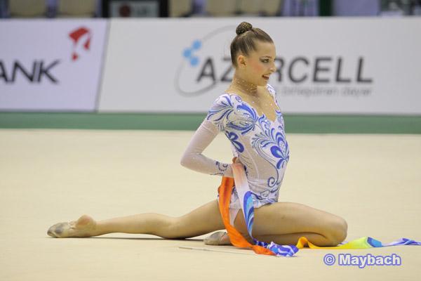 Bedii Gimnastika üzre 25ci Avropa Çempionatı: diger ölkeler