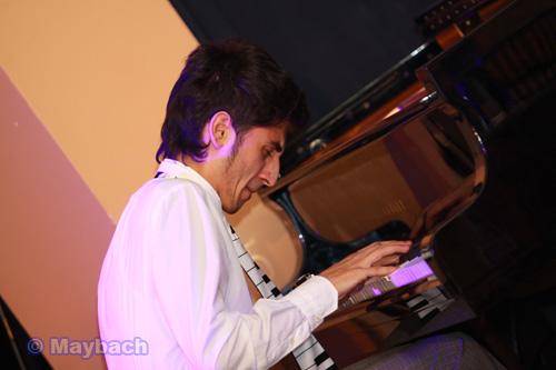 İsfar Sarabski jazz konserti