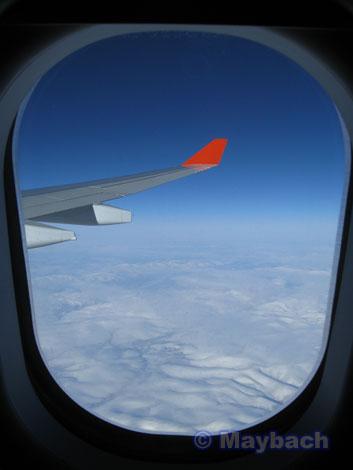 Uçuşlar dayandırıldı
