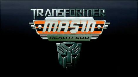 "Maşın şou ""Transformer"""